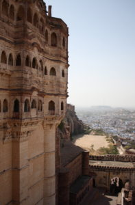 Mehrangarh Fort – The Marvel of Jodhpur, Rajasthan