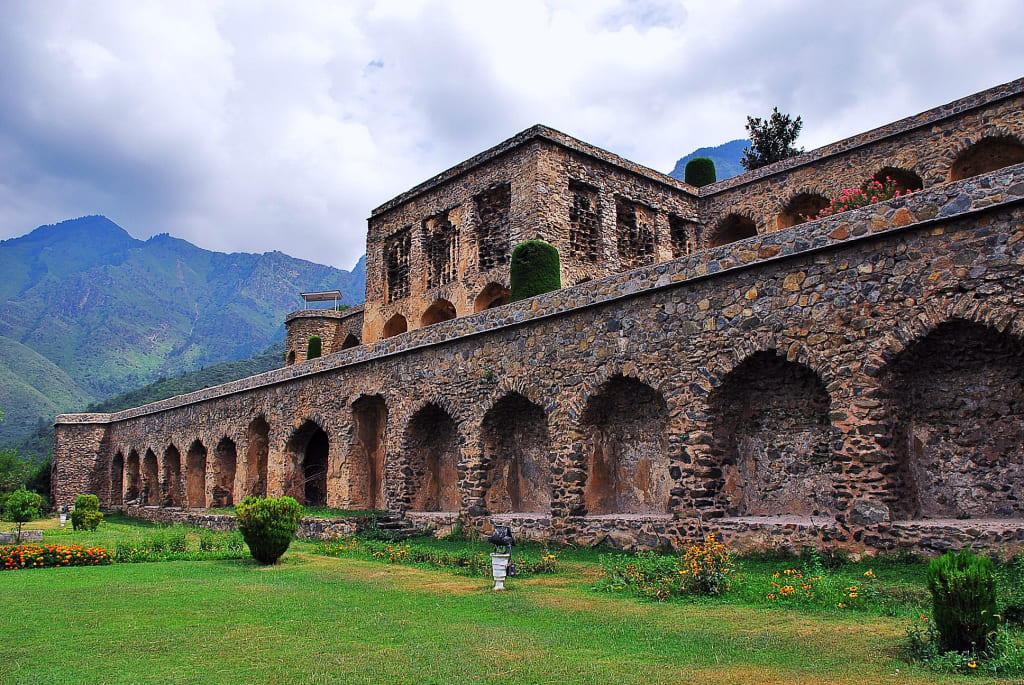 Pari Mahal – The Abode of Fairies Of Heavenly Kashmir