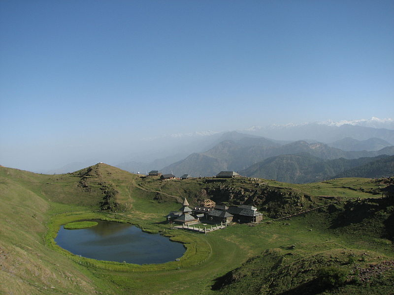 Parashar Lake and Temple – A Marvel Like No Other